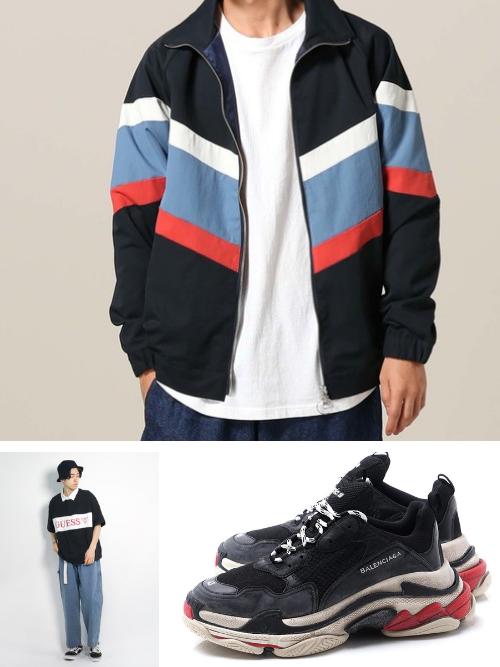 80年代 90年代 ファッション