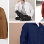 秋に外せないオープンカラーシャツ!オススメの色とブランド紹介します!!