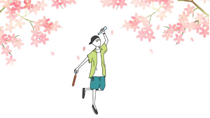 オープンカラーシャツは春のメンズコーデに活躍!