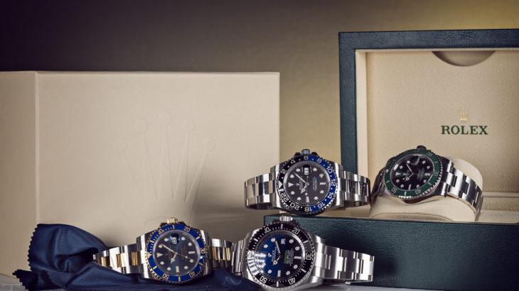 メンズが憧れる高級腕時計ブランド5選!【PR】