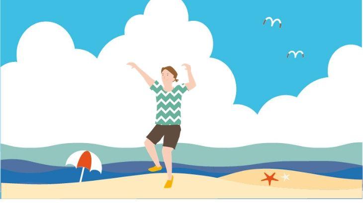 夏に活躍!ハーフパンツのメンズコーデと着こなし教えます!